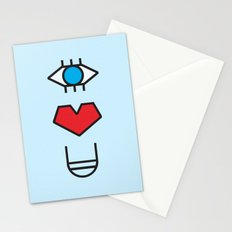 EYE HEART YOU Stationery Cards