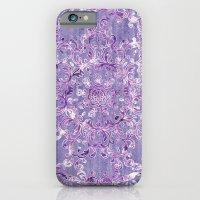 A Taste of Lilac Wine iPhone 6 Slim Case