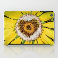 Sunflower Of Love iPad Case
