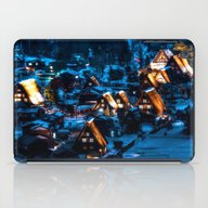 iPad Case featuring Magical Village by Haroulita!!