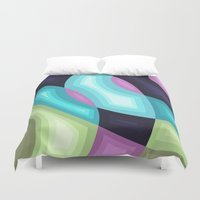 Abstraction 1 Duvet Cover