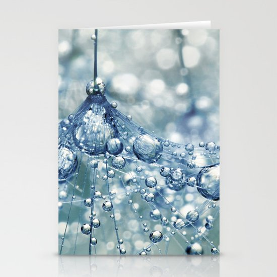 Sparkling Dandy in Blue Stationery Card