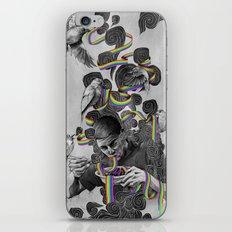 The Rainbow Eater iPhone & iPod Skin