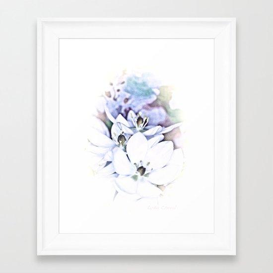 Romance Framed Art Print