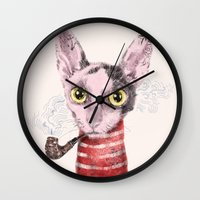 Mr.Rex Wall Clock