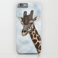 Giraffe Fun iPhone 6 Slim Case