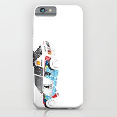 Juha Kankkunen-Juha Piironen, Peugeot 205 T16 E2, 1986 Swedish Rally iPhone 6 Slim Case