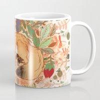 Lost In Nature Mug