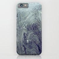 River Patterns iPhone 6 Slim Case