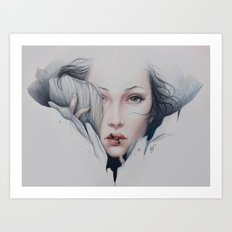 Empath Art Print