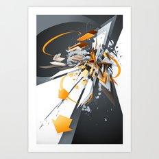 DAIMaround Art Print