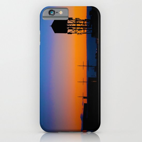 NYC Sundown iPhone & iPod Case