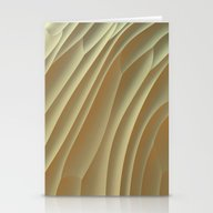 Stationery Cards featuring Buttercream by Lyle Hatch