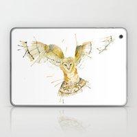 My Barn Owl Laptop & iPad Skin