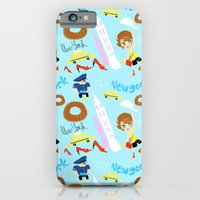 iPhone & iPod Case featuring New York by LadyCarrotte