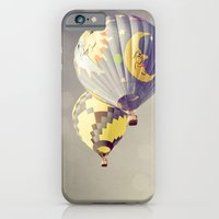 iPhone & iPod Case featuring Moon Balloon by Tricia McKellar