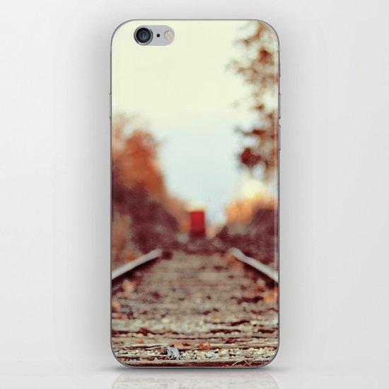 Train Song iPhone & iPod Skin