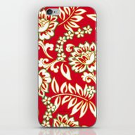 Tropical Eggnog Punch iPhone & iPod Skin