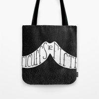 Fisticuffs N Fifths Tote Bag