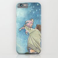 iPhone & iPod Case featuring May your future twinkle by Aiko Tagawa