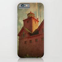 Light on the Lake iPhone 6 Slim Case