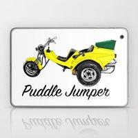 Puddle Jumper Laptop & iPad Skin
