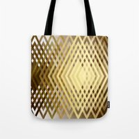 CUBIC DELAY Tote Bag