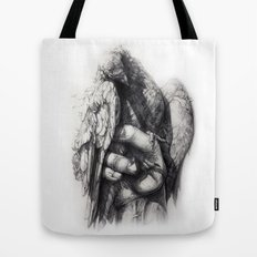 Hand of Freedom Tote Bag