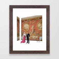 Jaded Jest Framed Art Print