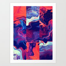 Gresi Art Print
