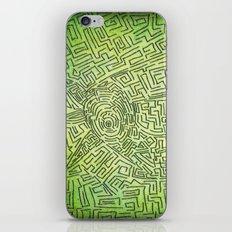 Maze Unicorn iPhone & iPod Skin