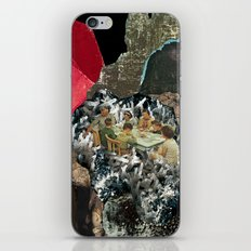 Unity by Zabu Stewart iPhone & iPod Skin