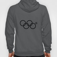 Olympic games logo 2014. Sochi. Hoody