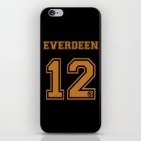 EVERDEEN 12 iPhone & iPod Skin