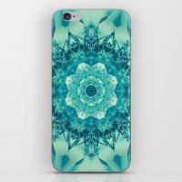 Festive Flakes iPhone & iPod Skin