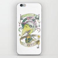 Natal 4ever iPhone & iPod Skin