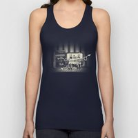 Conjoined Monsters of Rock Unisex Tank Top
