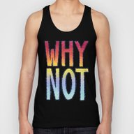 WHY NOT Unisex Tank Top