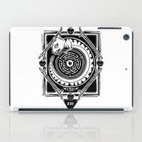 MambaSphynx iPad Case