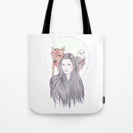 Tote Bag - Forest Allies - Andrea Hrnjak