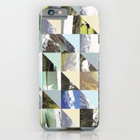 iPhone & iPod Case featuring Rock Pattern by Alice E Vaughan