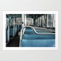 Route 5 Art Print