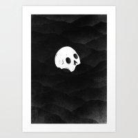 Man & Nature - The Futur… Art Print