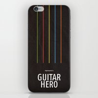 Harmonix's Guitar Hero iPhone & iPod Skin