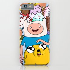 Adventure Time Slim Case iPhone 6s