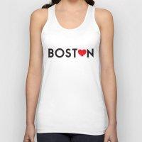 Boston 2.0 Unisex Tank Top