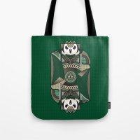 Owl Card. Tote Bag