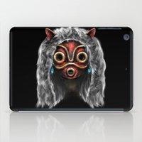 The Wolf Princess iPad Case