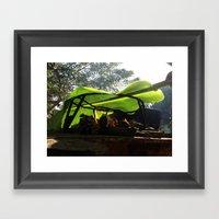 Bijao Para La Vida / Bij… Framed Art Print