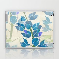 Texas Bluebonnet Laptop & iPad Skin